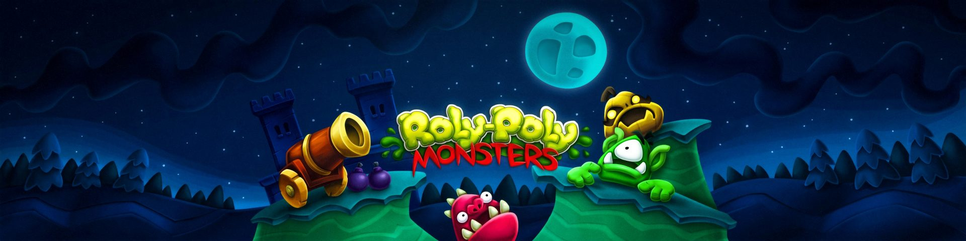Roly Poly Monsters