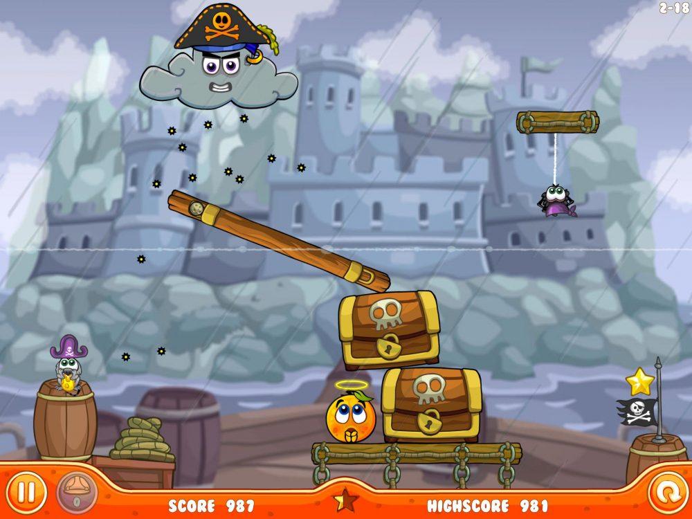 oranges game 2