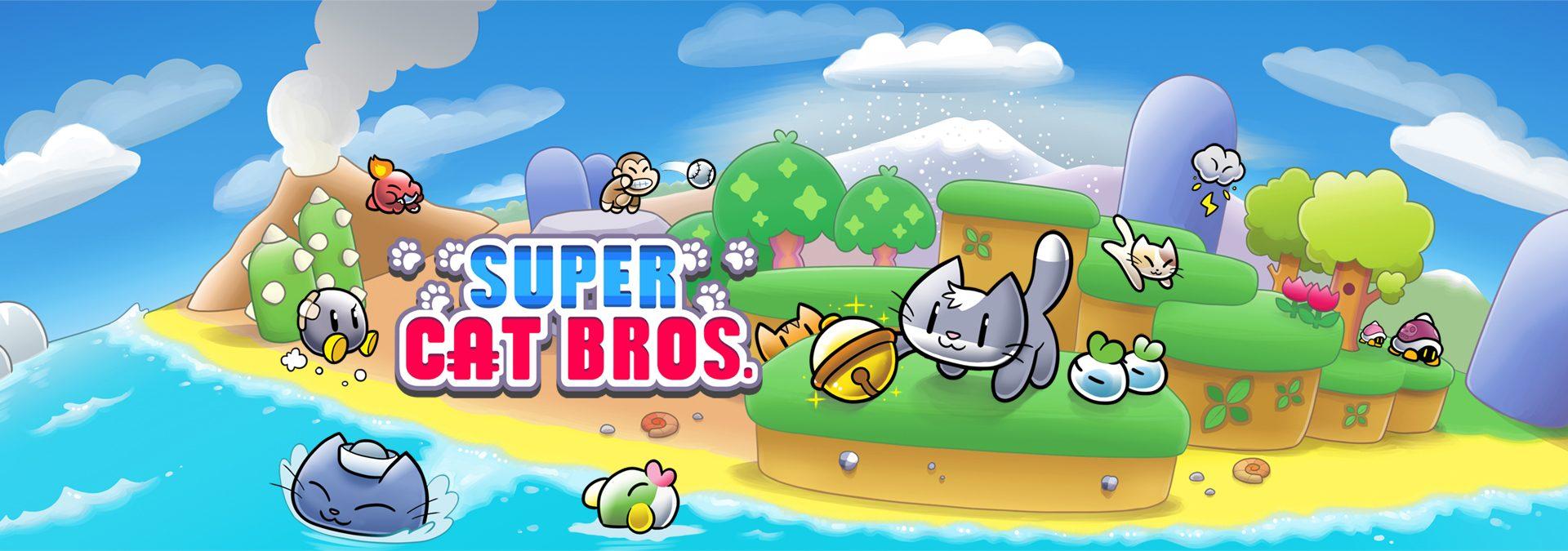 Super Cat Bros