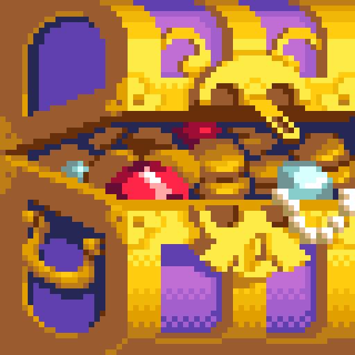 Treasure Buster Icon